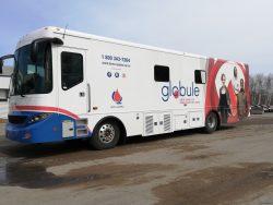 Centre de formation en mécanique de véhicules lourds - Don du sang - 3 avril 2019