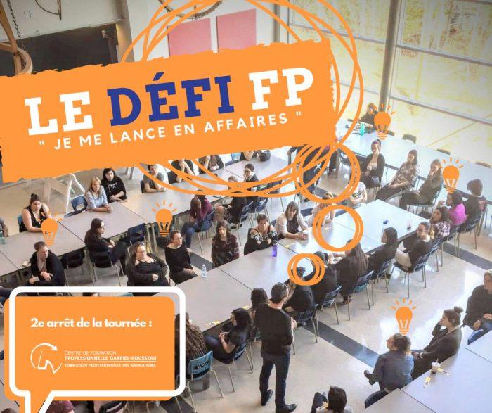 Lancement Défi FP