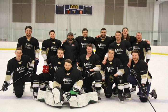 3 équipes de la FP des navigateurs s'illustrent en hockey scolaire - Centre de formation en montage de lignes