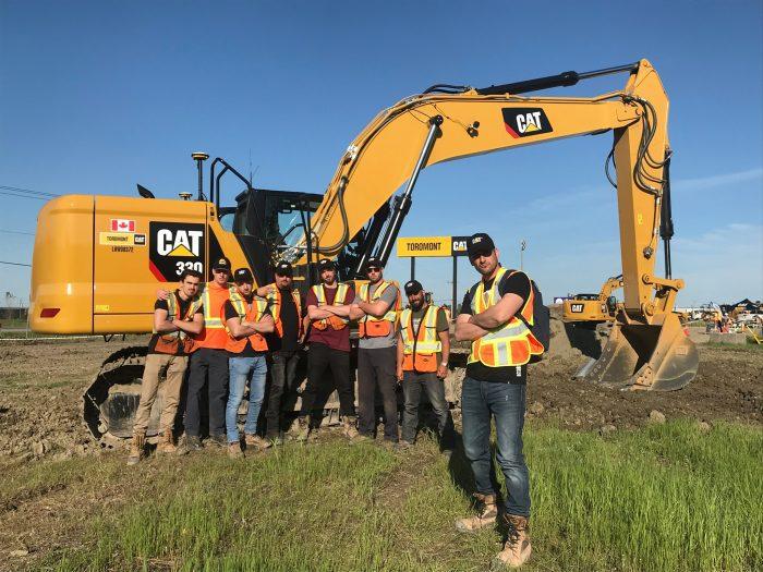 Le Défi des opérateurs - Centre national de conduite d'engins de chantier