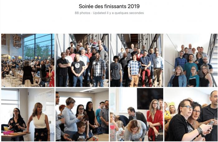 Soirée des finissants 2019 du Centre de formation professionnelle Gabriel-Rousseau_FACEBOOK