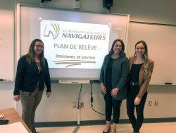 Trouver un employeur avant la fin de tes études, c'est possible - Commission scolaire des Navigateurs