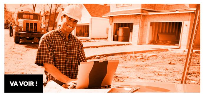 Gestion d'une entreprise de la construction : une formation gratuite ! Centre de formation professionnelle Gabriel-Rousseau
