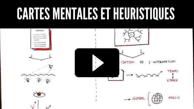 Notes linéaires vs Mind mapping (cartes mentales ou cartes heuristiques)